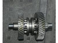 Need gear shaft for quad