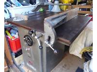 Multico A1 table saw. 240V single phase