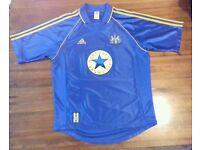 Newcastle United away shirt 98-99 season