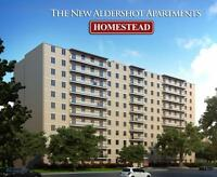 Aldershot Apartments  950 Warwick - 2 bedrooms