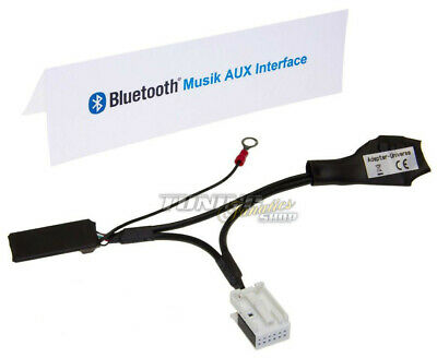 For Audi Concert Chorus Symphony 3 III #5963 Bluetooth Adapter MP3 Aux CD