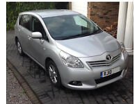Toyota Verso TR Valvematic CVT 5 Door 2010 Reg 7 Seater MPV Automatic Genuine 68800 Miles Only