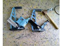 Floor board nailer