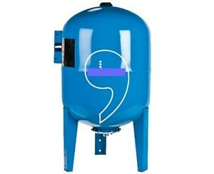Vaso espansione pompa autoclave 100 litri icom100 zilmet for Zilmet vaso espansione