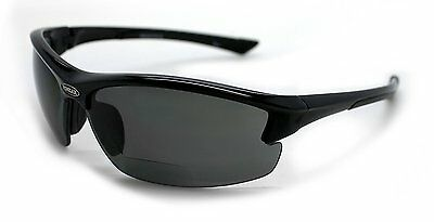 Sport Fishing Motorcycle Golfing Polarized Sunglasses with Readers Bifocal (Polarized Reader Sunglasses)