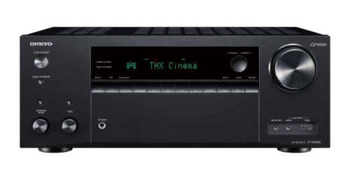 Onkyo TX-NR696 7.2-Channel 4K Ultra HD HDR Network A/V Receiver *TXNR696