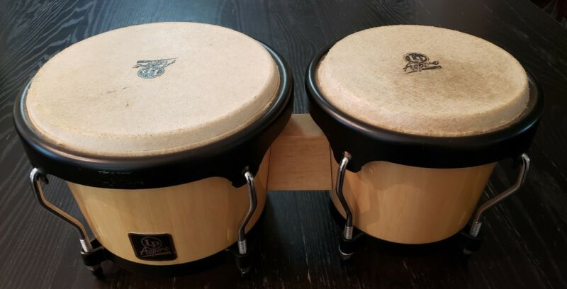 LP Aspire Series Wood Bongos