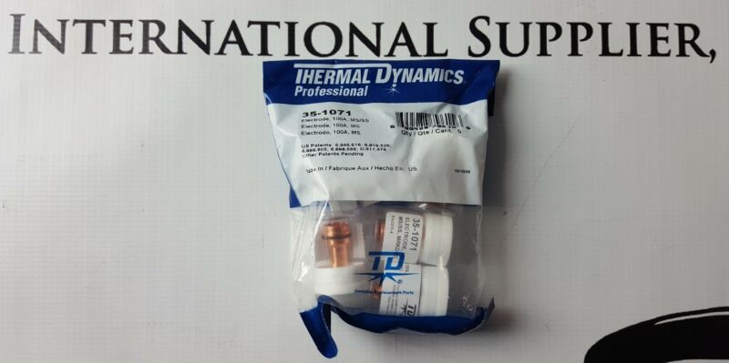 Thermal Dynamics Electrode 35-1071 100A   5 Pack