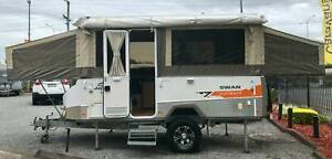 2011 Jayco Swan Outback Camper Trailer Springwood Logan Area Preview