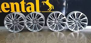 AS NEW GENUINE 18 INCH HOLDEN WHEELS TO SUIT ASTRA OR CRUZE Preston Darebin Area Preview