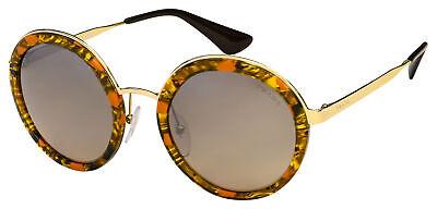 Prada Sunglasses PR 50TS KJN4P0 54 Multi Colored Frame | Brown Gradient Lens