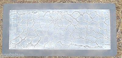 Cobblestone Concrete Mold - Cobblestone bench mold concrete 3/16th