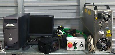 Laservall Violino Green Laser Engraving System 7w 532nm 110x110mm 90-240vac