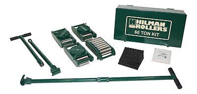 60 Ton Capacity Equipment Rollers Skates Kit Hrs-60-svd Machinery Swivel Set
