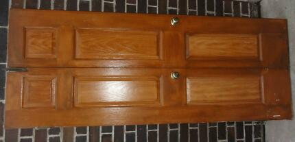 Door bi-fold timber, 2000x770x35 Ashfield Ashfield Area Preview