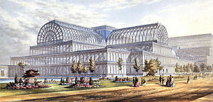 CRYSTAL PALACE GREAT EXHIBITION 1851 - Books PLUS Print Scans Collection DVD!