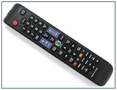 Ersatz Fernbedienung für Samsung BN59-01198Q | BN5901198Q TV Remote Control Neu ()