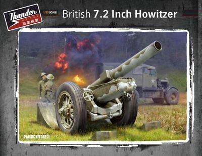 THUNDER MODEL TM35211 British 7,2inch Howitzer in 1:35