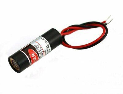 Visible Red Line Laser Diode Module - 650nm 5mw 1057af