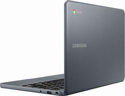 "NEW Samsung Chromebook 11.6"" (32GB, Intel Celeron, 4GB) Laptop - XE501C13-K02US"