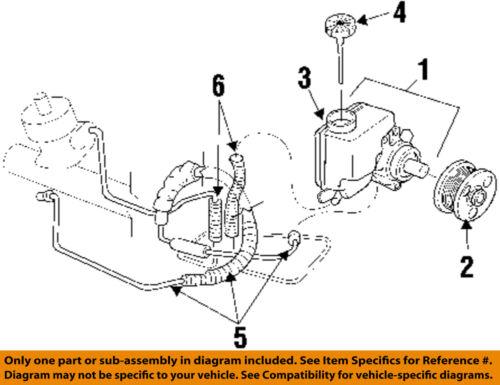 #1 on diagram only-genuine oe factory original item