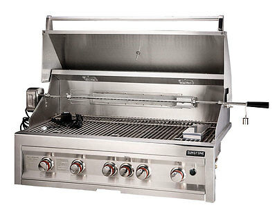 Sunstone   Infrared 5 Burner 42 Inch Gas Bbq Grill