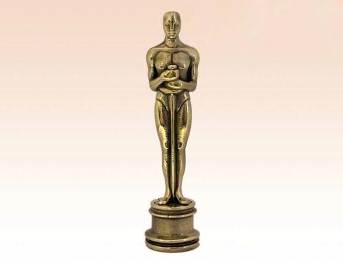 """Figurine Oscar Academy Award Statuette Bronze Miniature Statue 3.34"""""""