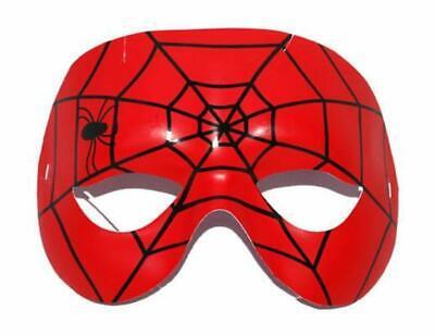 Maschera mezzo volto spiderman maschera spiderman - uomo ragno -