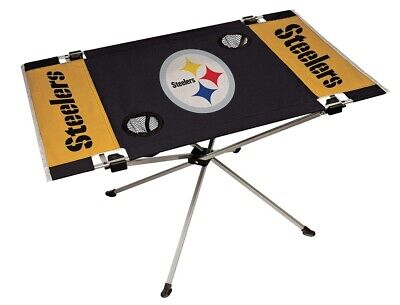 Rawlings NFL Enzone Tailgate Table Pittsburgh Steelers Pittsburgh Steelers Nfl Tailgate Table