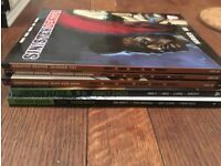 Sinister Dexter graphic novels