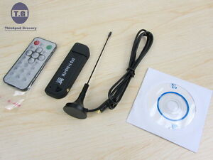 NEW-USB-DVB-T-RTL-SDR-Realtek-RTL2832U-R820T-DVB-T-Tuner-Receiver-MCX-Input