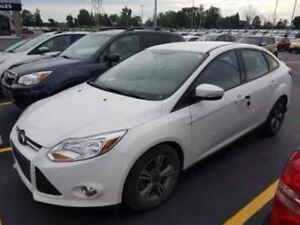 2014 Ford Focus SE BLUETOOTH! $36/WK, 4.74% ZERO DOWN! CRUISE CO