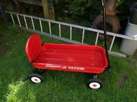 Radio flyer Classic Waggon in Excellent Condition