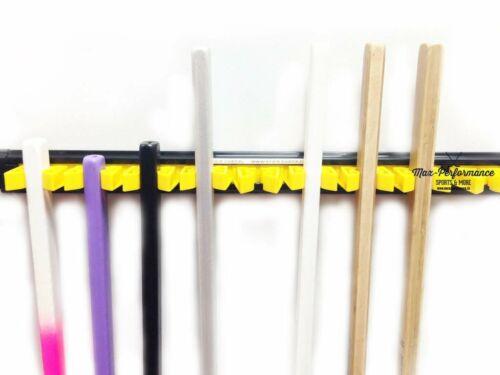 Stick Check Hockey Stick Rack! Arena Dressing Room Home Sticks Organizer Holder