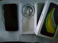 SIM Free iPhone SE 128GB Mobile Phone - Black