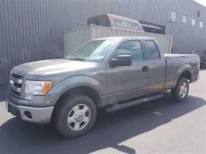 2014 Ford F-150 XLT 4WD EXTENDED CAB CRUISE CONTROL! POWER PACKA