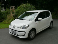 Volkswagen Move UP! BlueMotion Technology 2012 (Candy White)