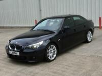 BMW 525d M-Sport | Automatic | IMMACULATE THROUGHOUT | FSH Carbon Black | HPI CLEAR |520d 530d 535d