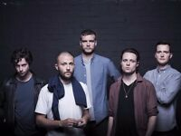 x2 Maccabees Standing Tickets 29th June Alexandra Palace