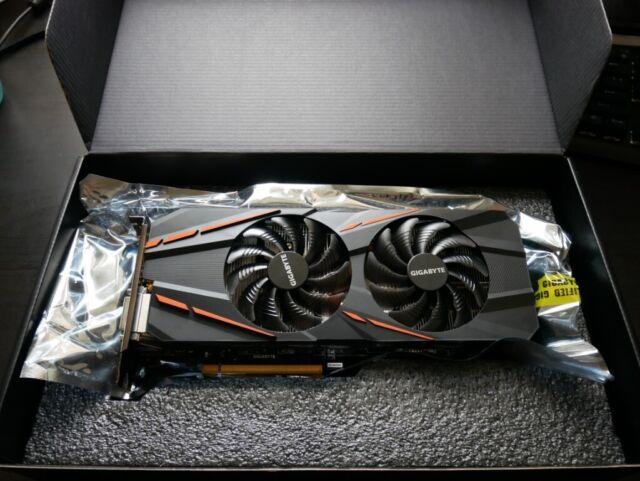 Used Gigabyte GeForce GTX 1060 6GB GDDR5 Dual-Link DVI-D HDMI 3x  DisplayPort PCIE Graphics Card | in Old Trafford, Manchester | Gumtree