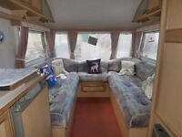 COACHMAN 5 BERTH CARAVAN WITH FULL AWNING - SOLD PENDING COLLECTION