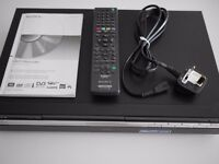 Sony RDR-HXD890 hard disk recorder 160Gb tuner and dvd player