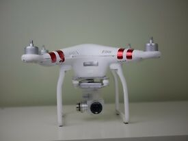 DJI Phantom 3 Standard (Can Fly, Could Be Used For Spares)