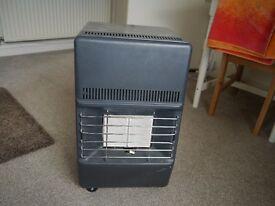 Mini Calor gas heater.