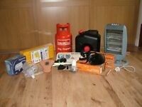 Caravan/camping accessories - I've been told to start clearing the garage!