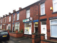 Fish & Chip Shop & Accommodation In Bolton For Sale