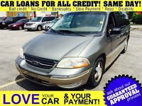 2000 Ford Windstar SEL * LEATHER * AS IS * REDUCED NOW $300