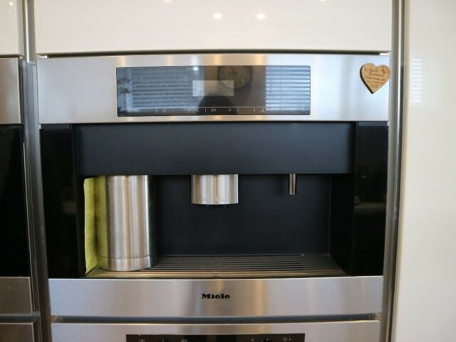 Miele Build In Coffee Machine Cva 50605068 In St Albans Hertfordshire Gumtree