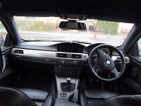 BMW 320d M Sport Plus Edition Coupe (Nav) White 2011/61 plate E92