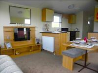 Luxury Static Caravan For Sale At The 12 Month Season Sandylands